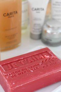 Je T'aime Soap Valentine gift ideas