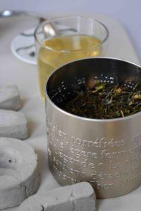 MK Design tea Breakfast in bed for Valentine's day