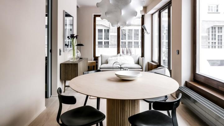 Mono apartments by Note Studio