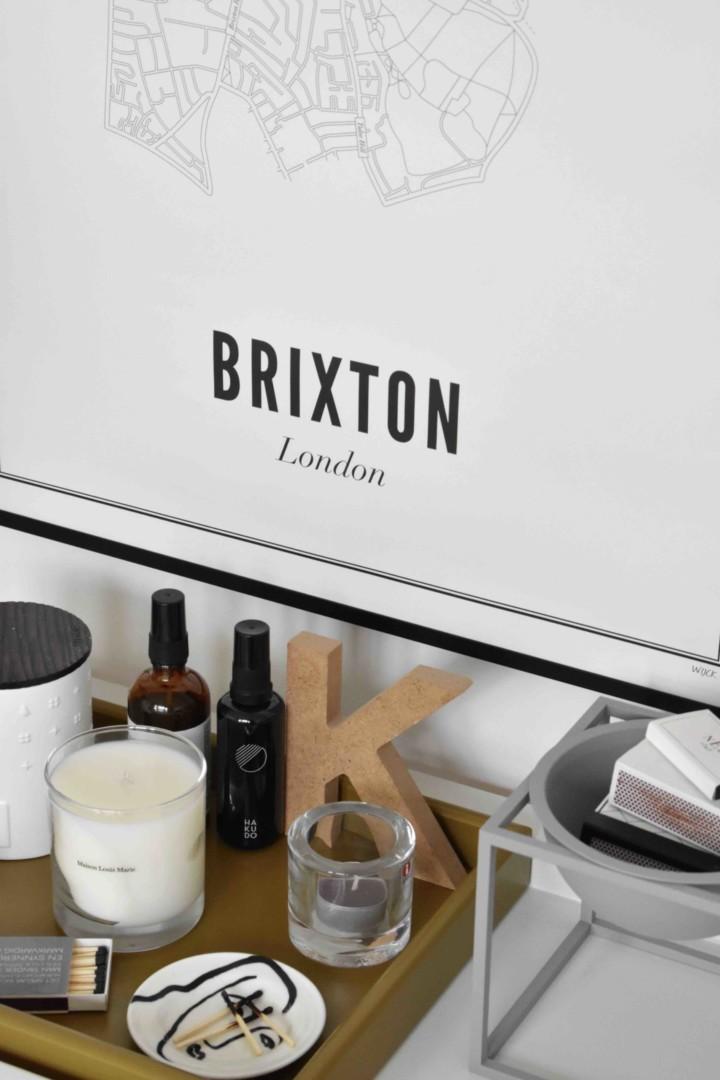 Brixton print by Wijck